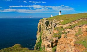 Dunnet Head near John O'Groats