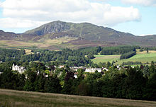 Ben Vrackie and Pitlochry