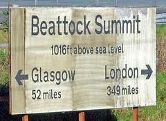 Beattock Summit