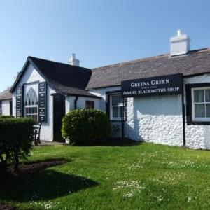 Blacksmiths Shop, Gretna