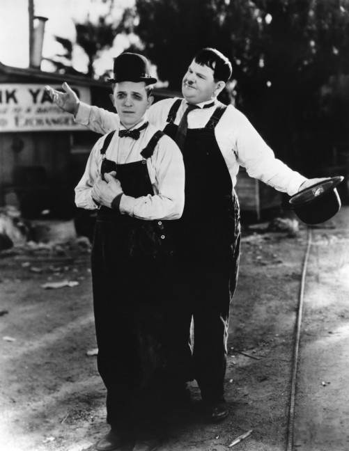laurel and hardy essay