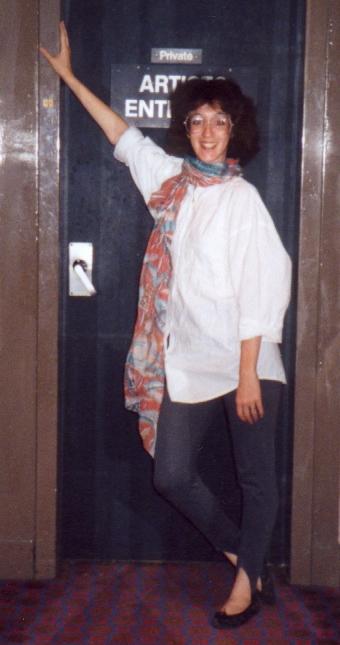 1992 wendy the dancer