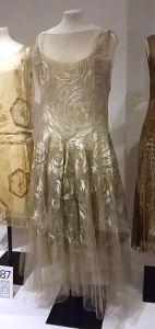 Vionnet evening gown, 1931
