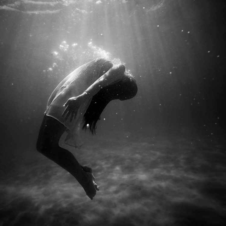 Holding Your Breath Is Only Smart UnderWater